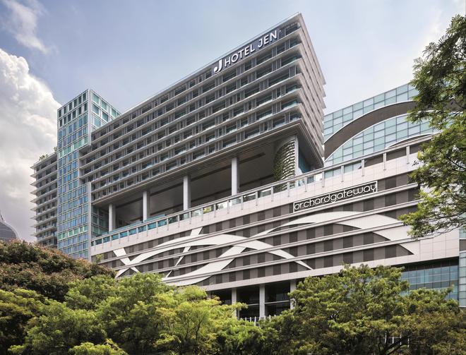 Hotel Jen Orchardgateway Singapore by Shangri-La - Singapore - Toà nhà