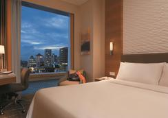 新加坡烏節門今旅酒店 - 新加坡 - 臥室