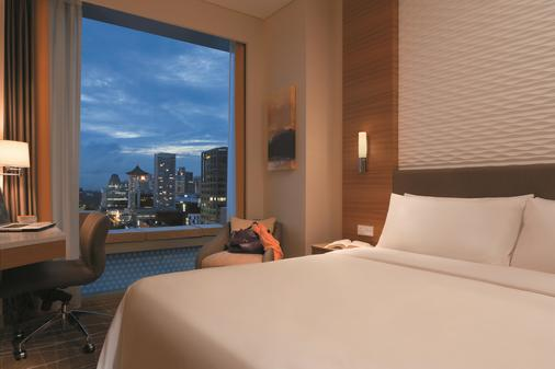 Hotel Jen Orchardgateway Singapore by Shangri-La - Singapur - Habitación