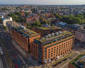 Turnau City Aparthotel - Krakow - Utsikt