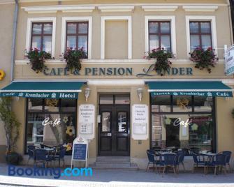 Hotel-Pension Lender - Bad Freienwalde - Building
