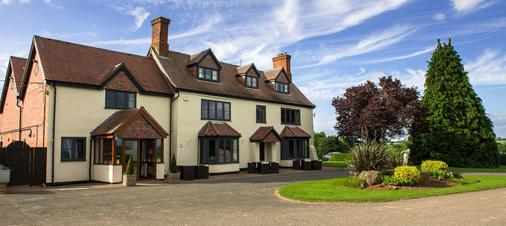 The Stratford Park Hotel & Golf Club - Stratford-upon-Avon - Toà nhà