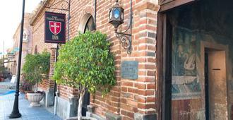 The Todos Santos Inn - Todos Santos - Vista del exterior
