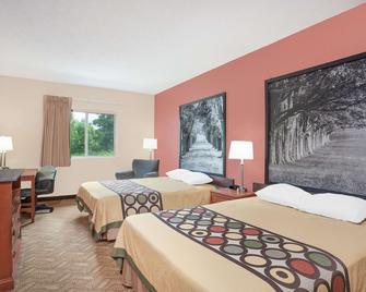 Super 8 by Wyndham Central City - Central City - Bedroom