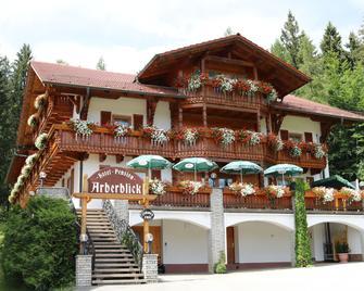 Garnihotel Arberblick - Lohberg - Gebouw