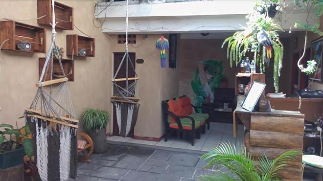 Hotel Dionisio - Antigua