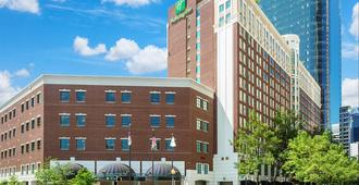 Holiday Inn Charlotte-Center City - Charlotte - Edificio