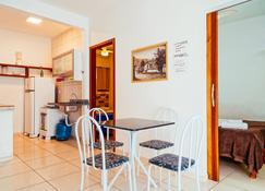 Apartamentos Paz - Itacare - Comedor