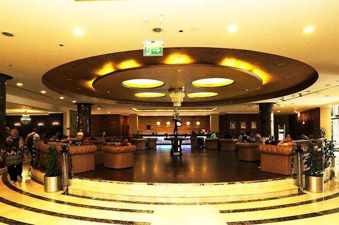 Cassells Al Barsha Hotel - Dubai - Hành lang