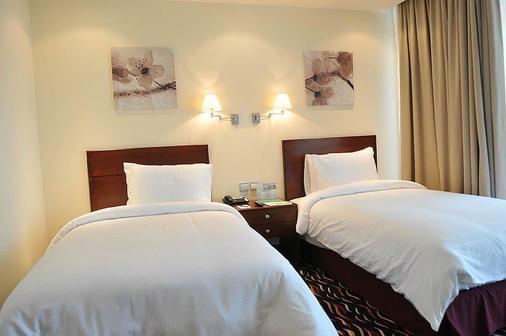 Cassells Al Barsha Hotel - Dubai - Makuuhuone