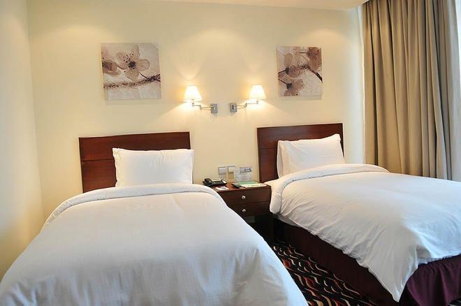 Cassells Al Barsha Hotel - Dubai - Phòng ngủ