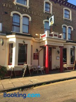 Dukes Head Inn - Richmond (Greater London) - Building