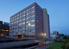 Holiday Inn Express & Suites Saint John Harbour Side - Saint John - Building