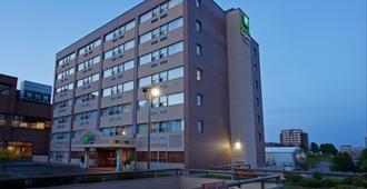Holiday Inn Express Saint John Harbour Side, An Ihg Hotel - סנט ג'ון