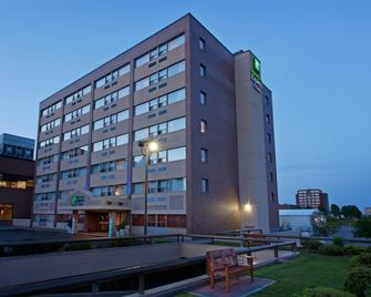Holiday Inn Express & Suites Saint John Harbour Side - Saint John - Building