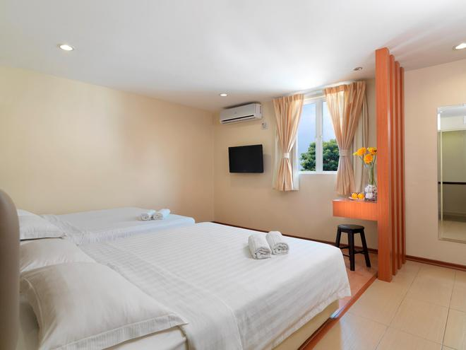 Fenix Inn - Malacca - Bedroom