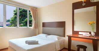 Fenix Inn - Malakka - Schlafzimmer