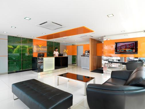 Fenix Inn - Malacca - Front desk