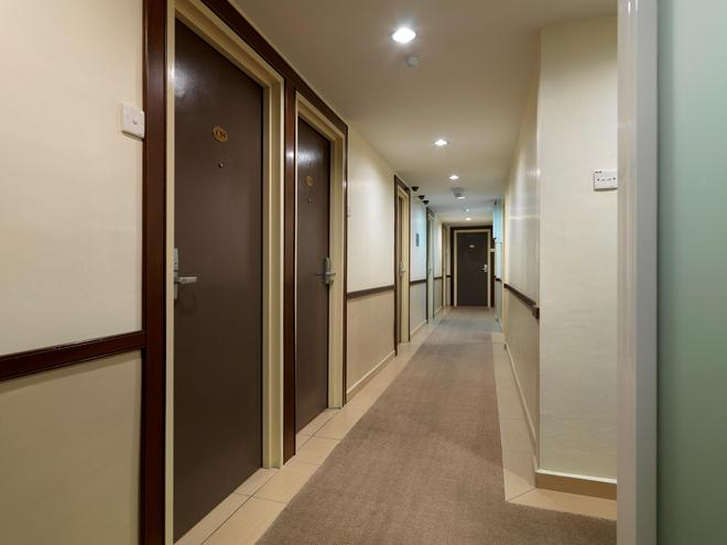 Fenix Inn - Malacca - Hallway