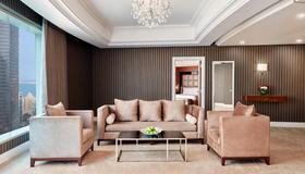 Crowne Plaza Doha West Bay - Doha - Sala de estar