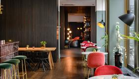 Mercure Hotel Wiesbaden City - ויסבאדן - מסעדה