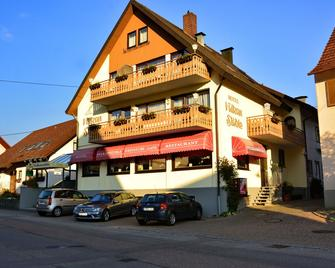 Hotel Vulkanstüble - Vogtsburg - Building
