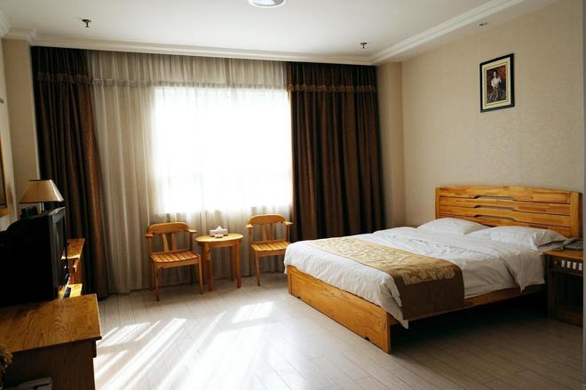 Likelai Business Hotel - Qingdao - Qingdao - Bedroom