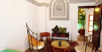 Riad Jamaï - Fez - Living room