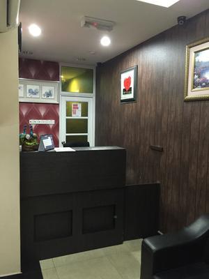 ML Inn Hotel - Kuala Lumpur - Front desk