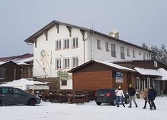 Pension Fichtelberghütte - Oberwiesenthal - Rakennus
