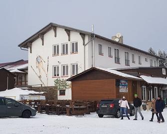 Fichtelberghütte - Oberwiesenthal - Gebouw