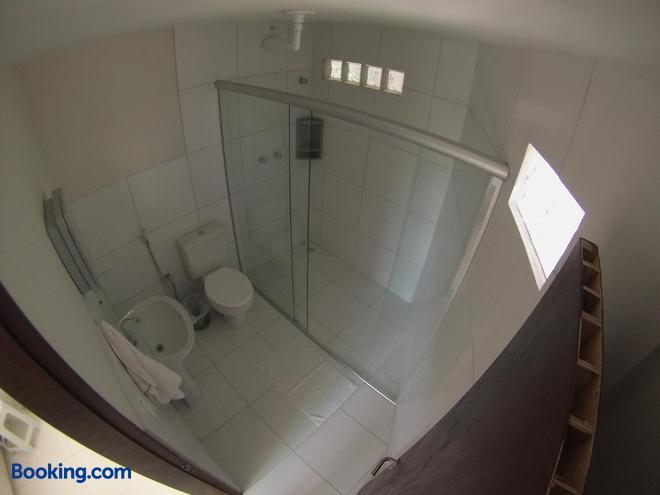 Divinos Flat Carneiros - Tamandaré - Bathroom