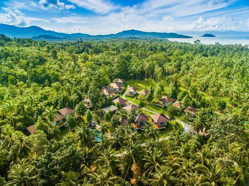 Phangan Akuna - Ko Pha Ngan - Outdoors view
