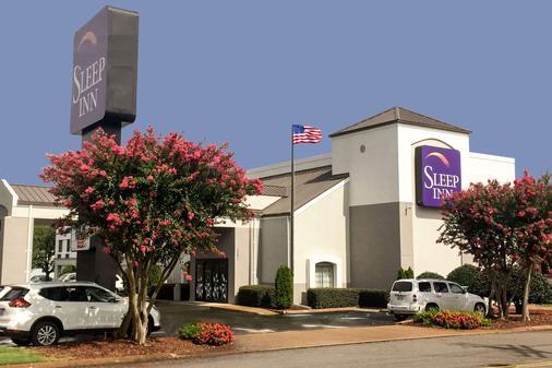 Sleep Inn - Chattanooga - Κτίριο