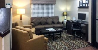 Sleep Inn Chattanooga - Chattanooga - Sala de estar