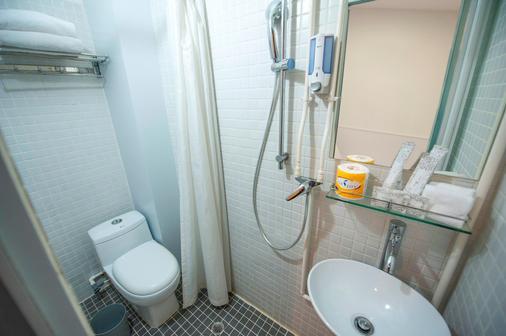 Hotel Mk Newly-Renovated - Hongkong - Kylpyhuone