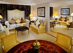JW 메리어트 호텔 쿠웨이트 - 쿠웨이트 시티 - 거실