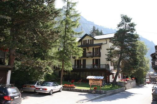 Hotel Hermitage - Evolène - Building