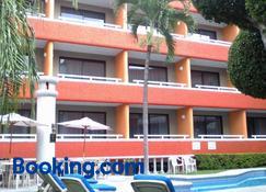 Hotel Real del Sol - Cuernavaca - Building