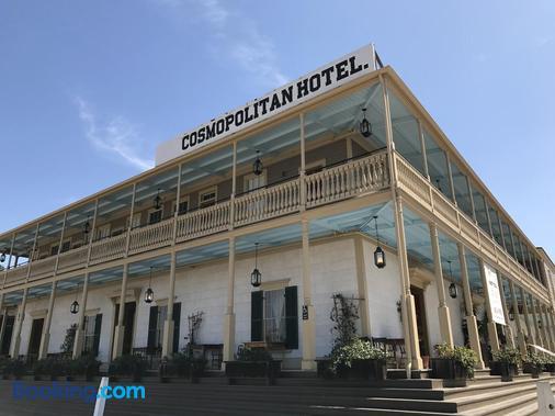 麗都餐廳酒店 - 聖地牙哥 - 聖地亞哥 - 建築
