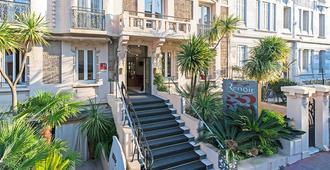 Hotel Renoir - Κάννες - Κτίριο