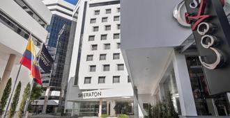 Sheraton Quito Hotel - Quito - Edifício
