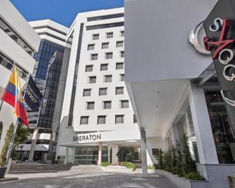 Sheraton Quito Hotel - Quito - Edificio