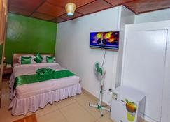 B.Maurice Guest House - Kigali - Slaapkamer