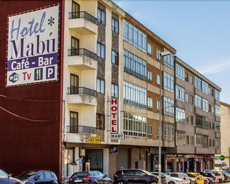 Hotel Mabú - Ourense - Building