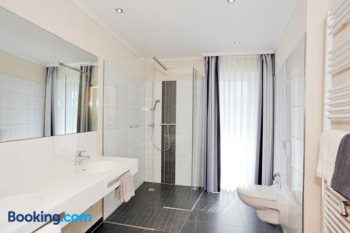 Hotel Hochheide - Willingen (Hesse) - Phòng tắm