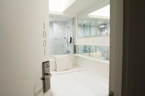Mini Hotel Central - Hong Kong - Bagno