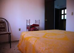 Downtown Guest House - Zacatecas - Bedroom