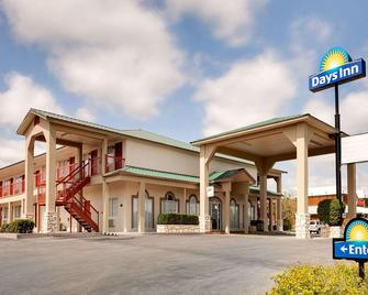 Days Inn by Wyndham San Angelo - San Angelo - Gebouw