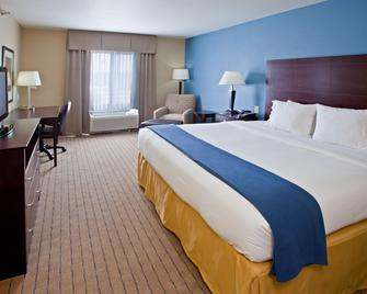 Holiday Inn Express Hotel & Suites Shelbyville Indianapolis, An IHG Hotel - Shelbyville - Schlafzimmer